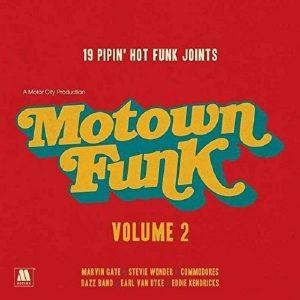 Motown Funk Vol.2 Plak