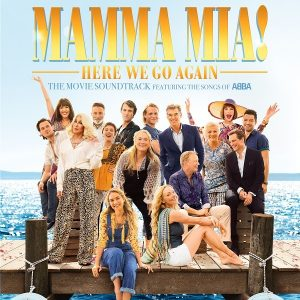 Mamma Mia! Here We Go Again - The Movie Soundtrack Plak