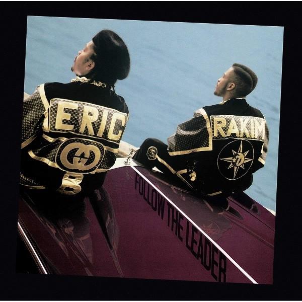Eric B. & Rakim Follow The Leader Plak