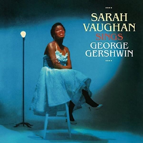 Sarah Vaughan Sings George Gershwin Plak