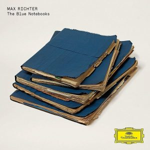 Max Richter The Blue Notebooks (Black Vinyl) Plak