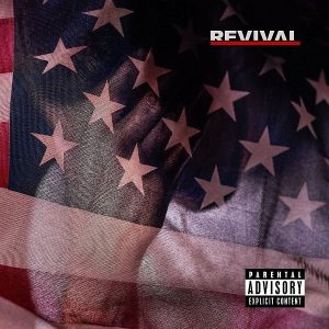 Eminem Revival Plak