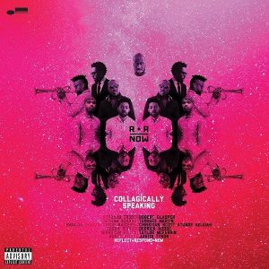 Robert Glasper Collagically Speaking Plak