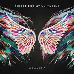Bullet For My Valentine Gravity Plak