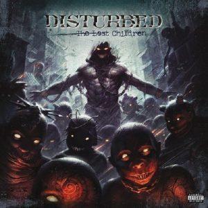 Disturbed The Lost Children Plak