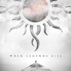 Godsmack When Legends Rise Plak
