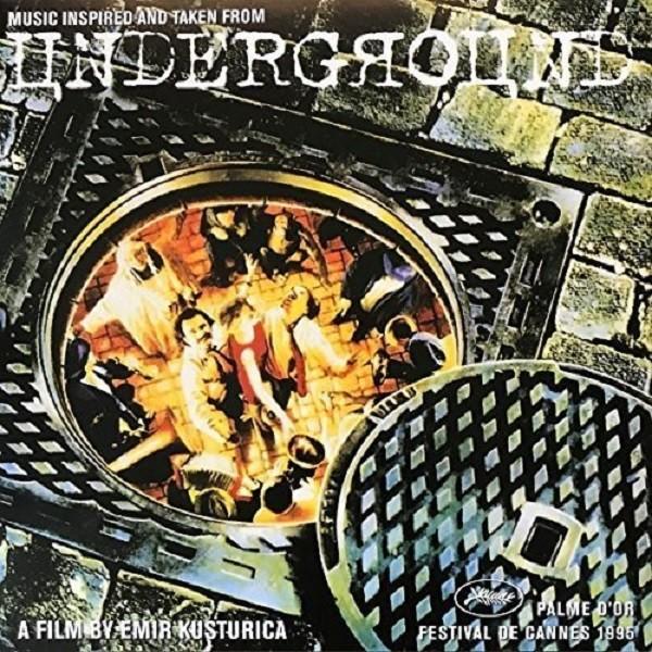 Goran Bregovic Underground Ost Plak