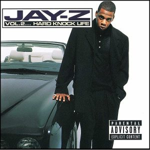 Jay-Z Vol.2...Hard Knock Life Plak