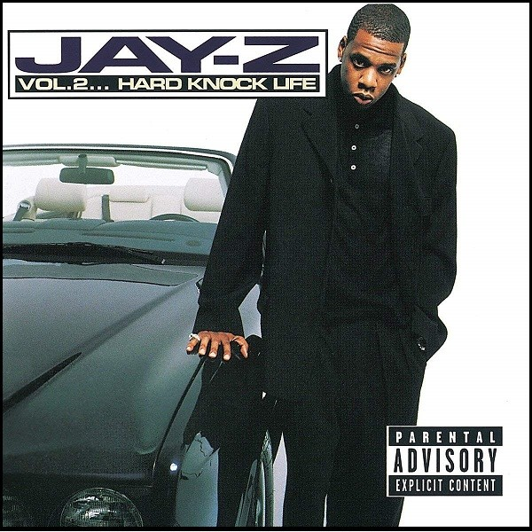 Jay-Z Vol.2...Hard Knock Life Plak