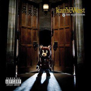 Kanye West Late Registration Plak