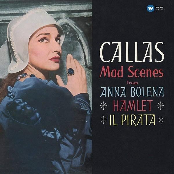 Maria Callas Mad Scenes Plak
