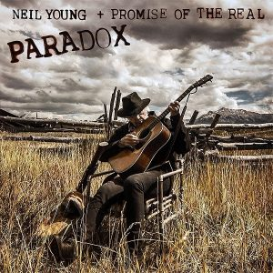 Neil Young Promise Of The Real Paradox Ost Plak