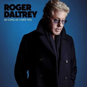 Roger Daltrey As Long As I Have You Blue Vinyl Plak