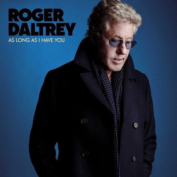 Roger Daltrey As Long As I Have You Blue Vinyl Plak