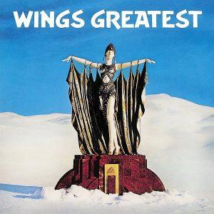 Wings Greatest Plak