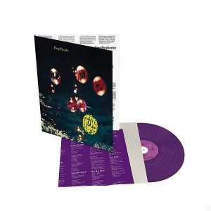 Deep Purple Who Do We Think We Are (Purple Vinyl) (Limited) Plak