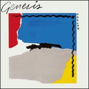 Genesis Abacab 2018 Reissue Plak