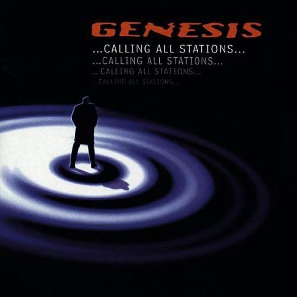 Genesis Calling All Stations 2018 Reissue Plak