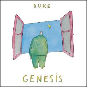 Genesis Duke 2018 Reissue Plak