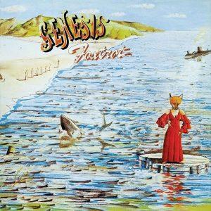Genesis Foxtrot 2018 Reissue Plak
