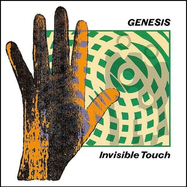 Genesis Invisible Touch (2018 Reissue) Plak