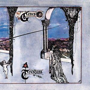 Genesis Trespass (2018 Reissue) Plak