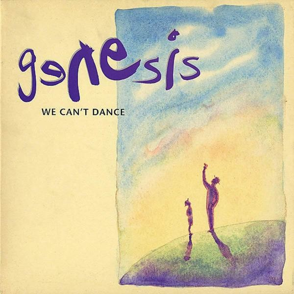 Genesis We Can't Dance 2018 Reissue Plak
