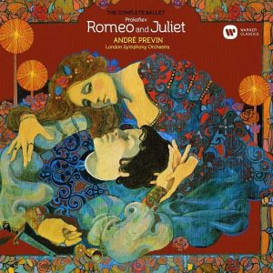 London Symphony Orchestra Prokofiev Romeo & Juliet Plak