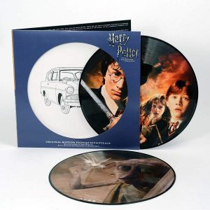 John Williams Harry Potter And The Chamber Of Secrets Plak