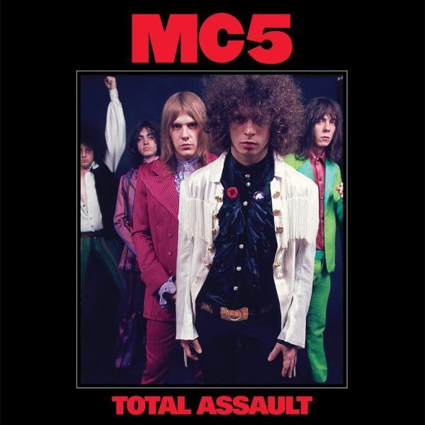 MC5 Total Assault: 50th Anniversary Collection Plak