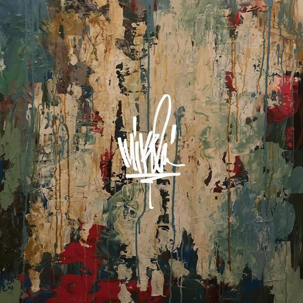 Mike Shinoda Post Traumatic Plak