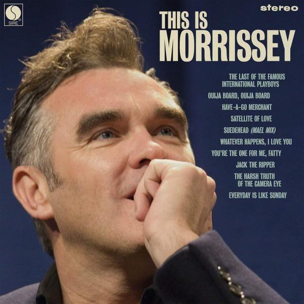 Morrissey This is Morrissey Plak
