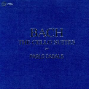 Pablo Casals Bach: The Cello Suites Plak