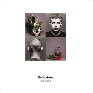 Pet Shop Boys Behaviour (2018 Remastered) Plak