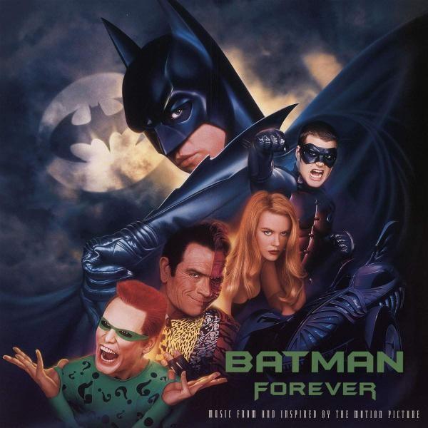 Batman Forever Plak
