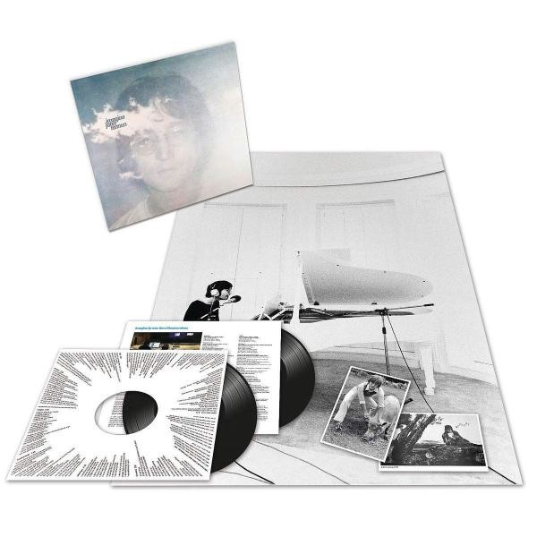 John Lennon Imagine (The Ultimate Mixes) (Deluxe) Plak
