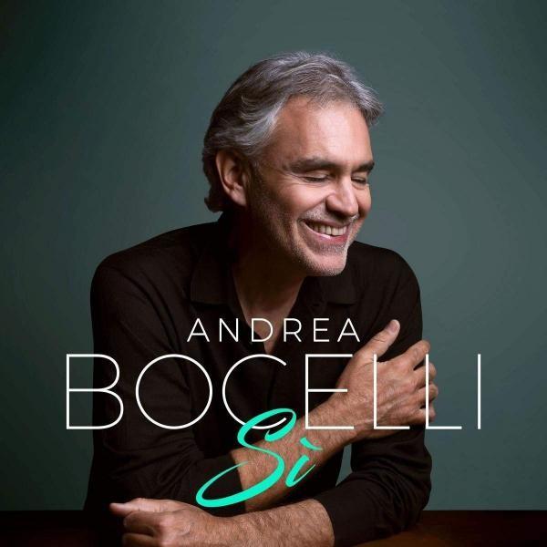 Andrea Bocelli Si Plak