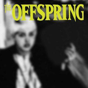 The Offspring Plak