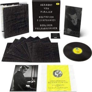 Herbert von Karajan Beethoven: 9 Symphonies Plak