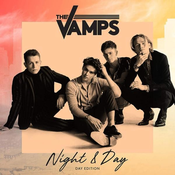 The Vamps Night & Day (Day Edition) Plak