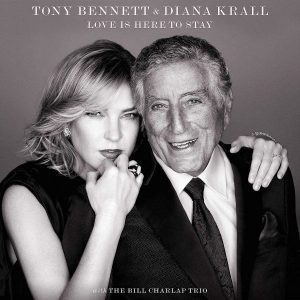 Tony Bennett, Diana Krall Love is Here To Stay Plak