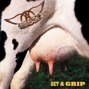 Aerosmith Get A Grip (Limited Edition) Plak