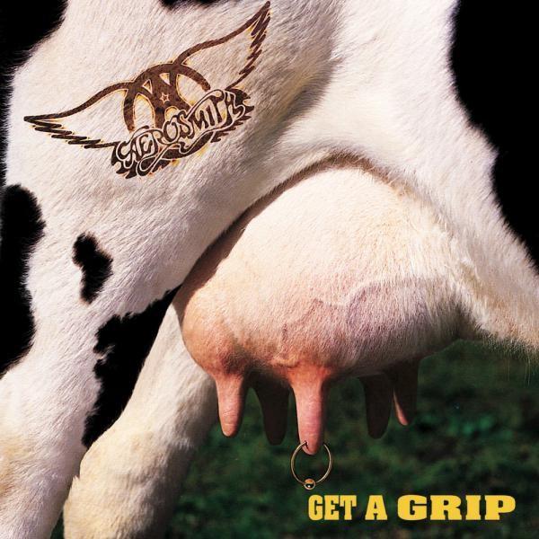 Aerosmith Get A Grip (Limited Edition) Plak
