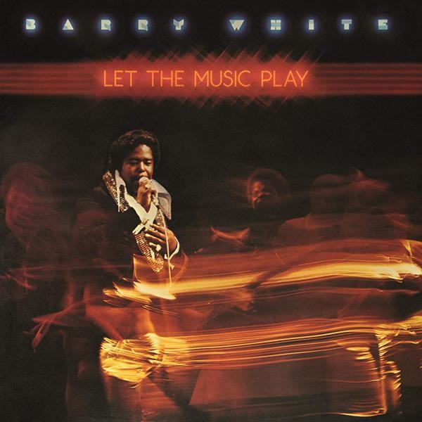 Barry White Let The Music Play Plak