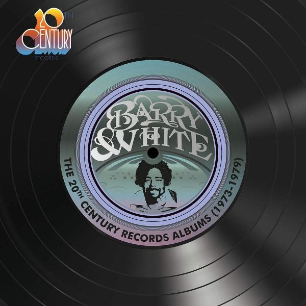 Barry White The 20th Century Records (1973-1979) Plak