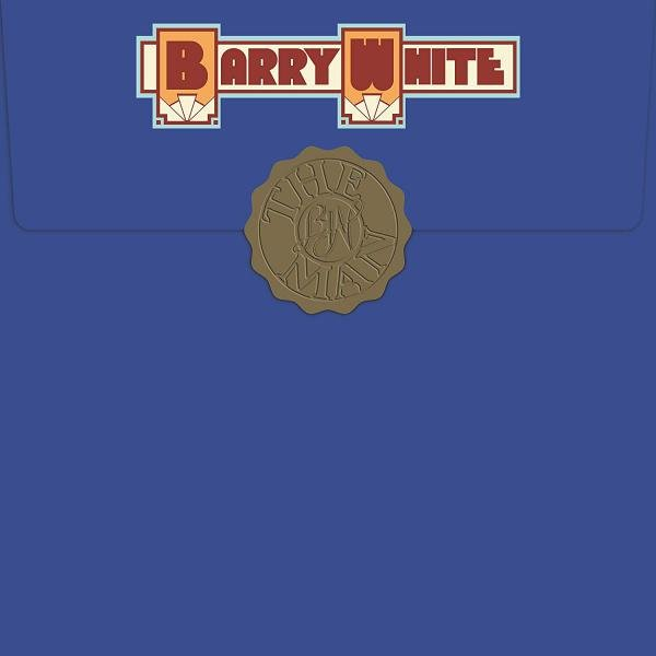 Barry White The Man Plak