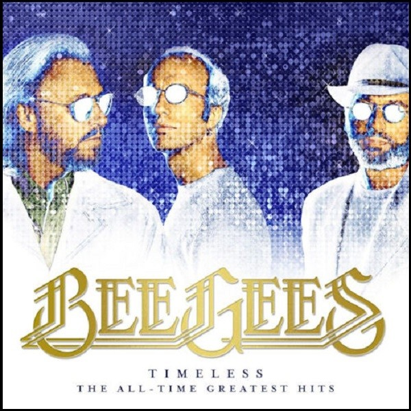 Bee Gees Timeless The All-Time Greatest Hits Plak