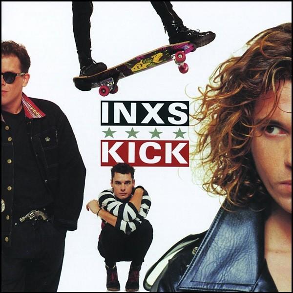 Inxs Kick (Green Vinyl) (Remastered 2011) Plak