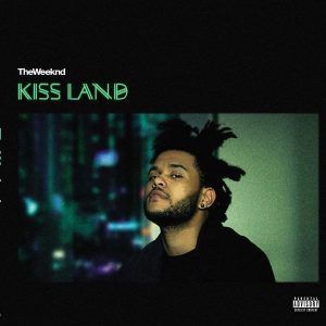The Weeknd Kiss Land Color Version