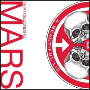 30 Seconds To Mars A Beautiful Lie (Red Vinyl) Plak